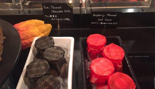 チョコレートデザートブッフェ『ウェスティンホテル東京』9月