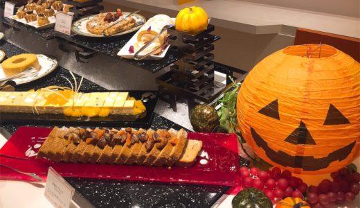 オリエンタルホテル東京ベイ グランサンク デザートブッフェ 10月