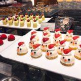 クリスマスモチーフのケーキが可愛すぎる!フライデーデザートブッフェ『シェラトン・グランデ・トーキョーベイ・ホテル』(12月)
