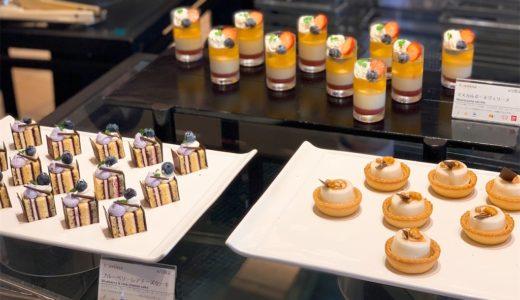 チーズ×ベリーが美味しい♡フライデーデザートブッフェ『シェラトン・グランデ・トーキョーベイ・ホテル』(4月)