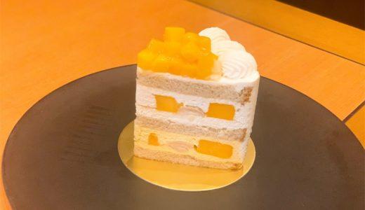 【期間限定マンゴー&メロン】SATSUKIでランチとケーキを堪能「ホテルニューオータニ(東京)」(6月)