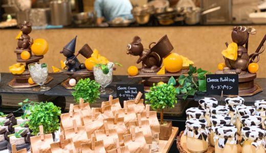 7月限定!チーズ好き必見♡チーズデザートブッフェ『ウェスティンホテル東京』(7月)