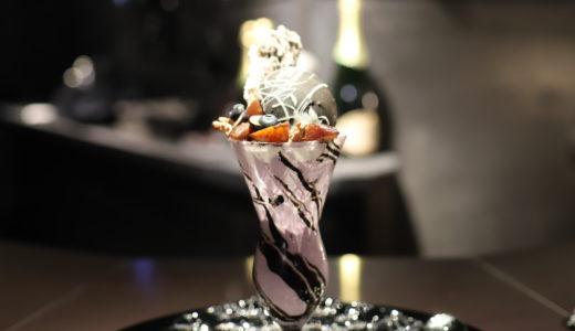 美しすぎる栗とチョコレートのパフェ。『JOTARO SAITO(GINZA SIX店)』(9月)