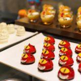 ハロウィンモチーフが可愛すぎる!金土日限定デザートブッフェ『シェラトン・グランデ・トーキョーベイ・ホテル』(10月)