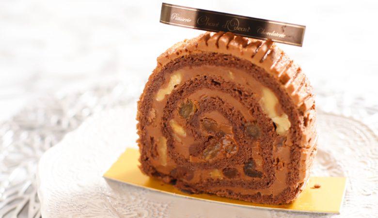 2/7まで!新宿伊勢丹マパテに出店中の『シャンドワゾー』で限定チョコレートケーキ(2月)