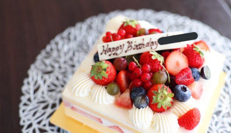 妹の誕生日ケーキを受け取りに恵比寿へ『LESS』(7月)