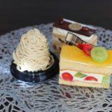 新河岸にあるフランス菓子専門店『Pâtisserie SATO(パティスリー・サト)』(9月)