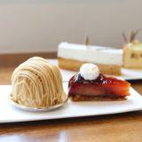 季節限定モンブランとタルトタタン目当てに雀宮へ『フランス菓子 グゥ』(10月)