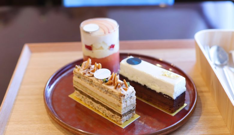 名古屋パティスリー巡り③2日目1軒目は本山にあるパティスリーカフェへ『Girouette Café(ジルエットカフェ)』(11月)
