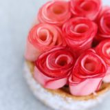 美しすぎるりんごのパイとアールグレイのサントノーレ『LESS』(11月)