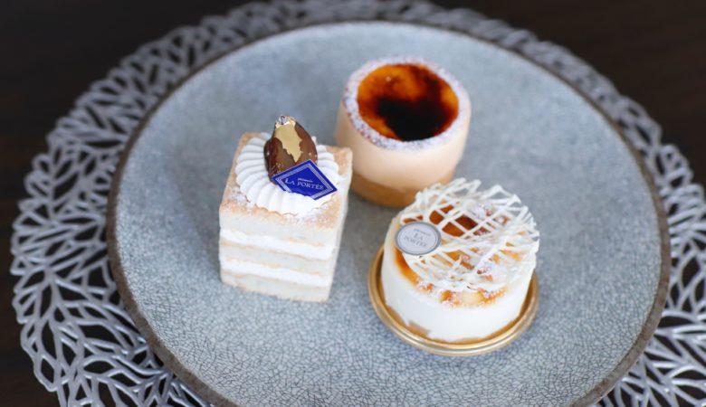 浦安市北栄にある小さな洋菓子店『Pâtisserie LA PORTÉE(パティスリー ラポルテ) 』(12月)