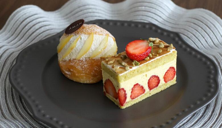 4/3(土)までの期間限定!OOTEMORI 地下2階にアマン東京のケーキやチョコレートが登場(3月)