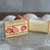 トンカ豆の香りに魅せられたフレジエとバニラアプリコットケーキ『Equal』(3月)