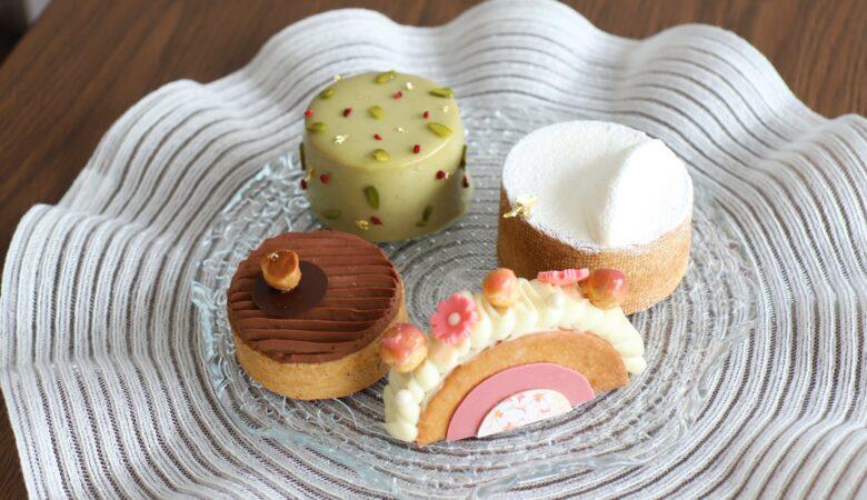 4/4までの期間限定!美しい桜のケーキを目当てに新宿へ『Park Hyatt Tokyo(パークハイアット東京)』(3月)
