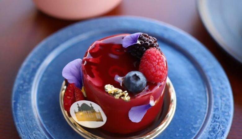 迎賓館赤坂離宮前休憩所にあるケーキもご飯も美味しい素敵なカフェ『CAVE  D'OCCI(カーブドッチ)迎賓館』(3月)