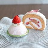 春らしさがぎゅっとつまった桜のケーキ『Patisserie Halumiere(パティスリー ハルミエール)』