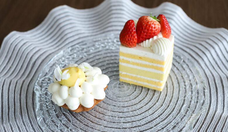 雲のような可愛いタルトと大好きなショートケーキ『LESS』(5月)