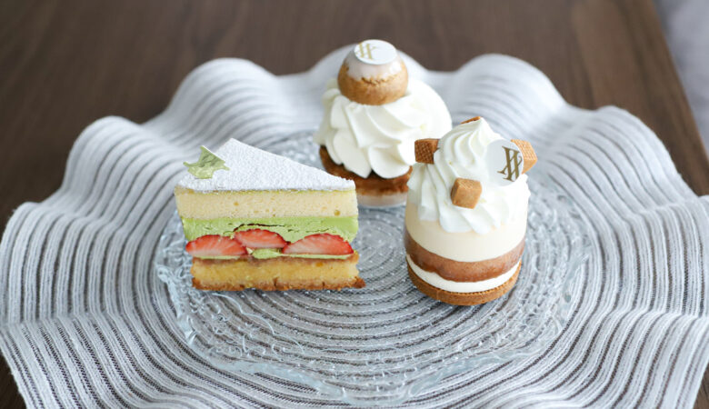 新作ケーキが気になり北山田へ『SWEETS garden YUJI AJIKI(ユウジ アジキ)』(5月)